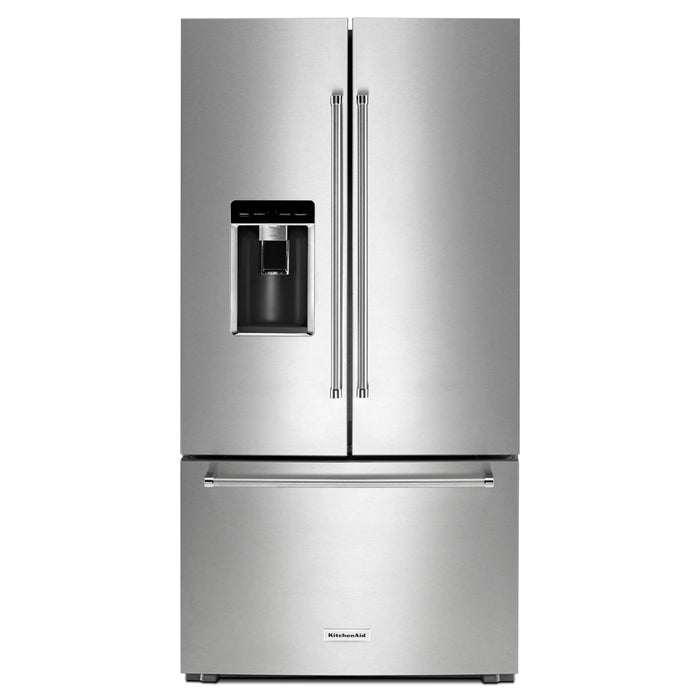"KitchenAid 23.8 cu. ft. 36"" Counter-Depth French Door Refrigerator"