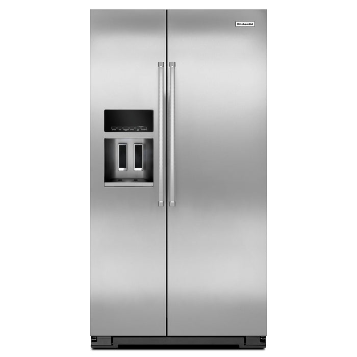 KitchenAid 19.8 cu ft. Counter-Depth Side-by-Side Refrigerator