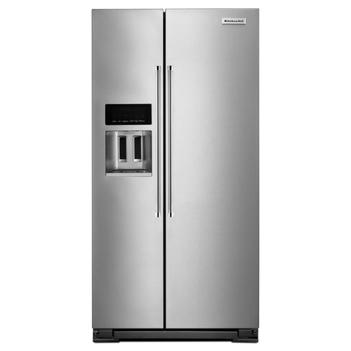KitchenAid 22.6 cu ft. Counter-Depth Side-by-Side Refrigerator
