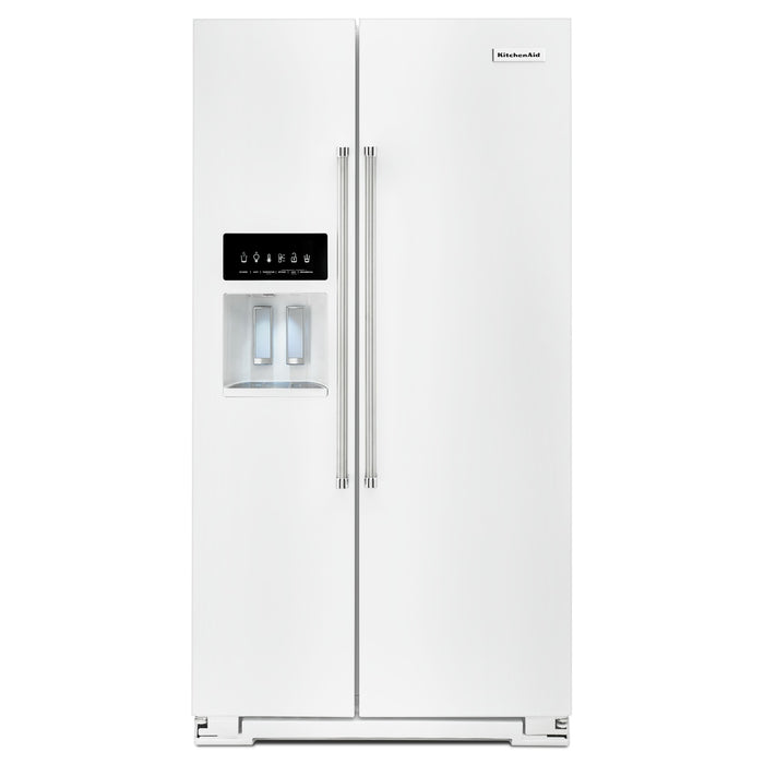 KitchenAid 24.8 cu ft. Side-by-Side Refrigerator