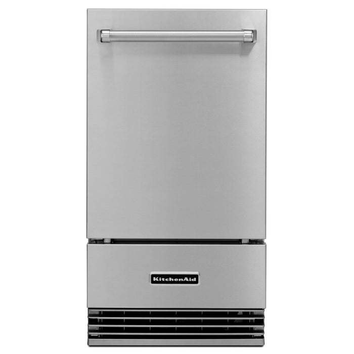 "KitchenAid 18"" Outdoor Automatic Ice Maker"