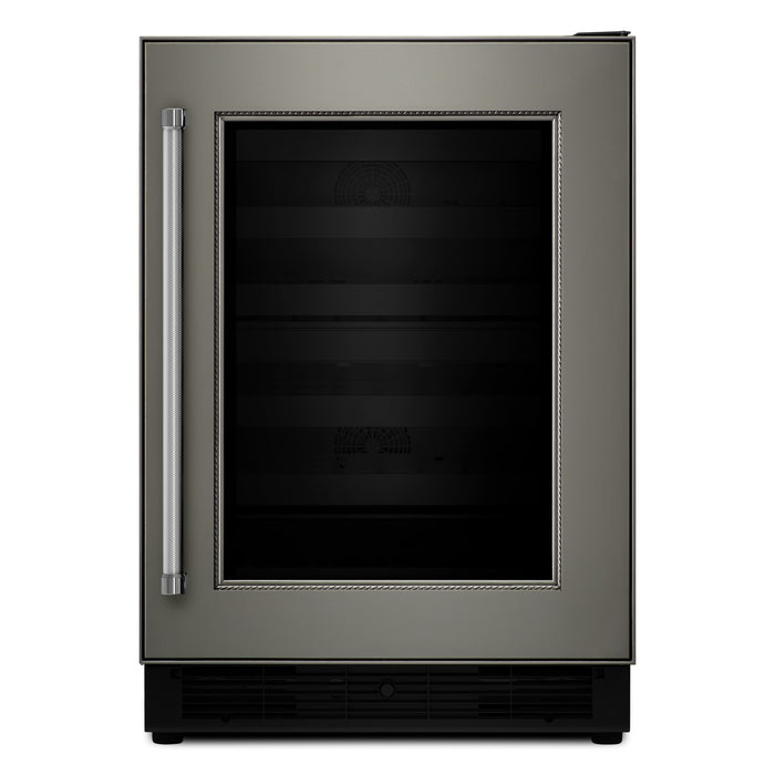 "KitchenAid 24"" Panel Ready Wine Cellar"