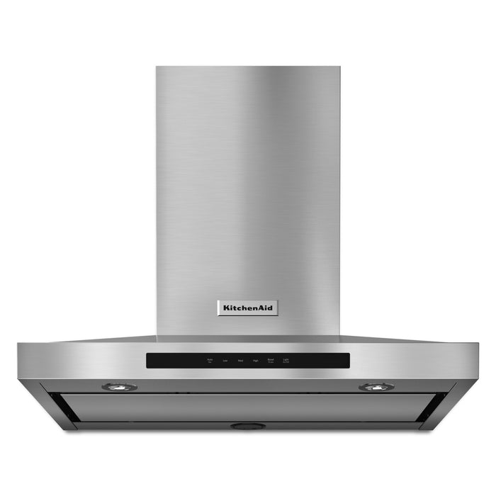 "KitchenAid 30"" Wall-Mount, 3-Speed Canopy Hood"