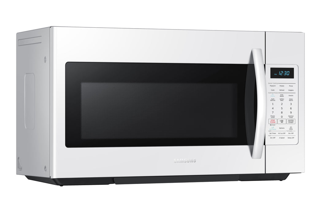 Samsung ME19R7041FW/AC 1.9 cu. ft. Over The Range Microwave - White