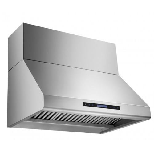 MaxAir MXR-R19 42 1100 CFM 42 Inch Rangehood Under the cabinet Rangehood with Option of Duct Cover - Range Hood - MaxAir - Topchoice Electronics