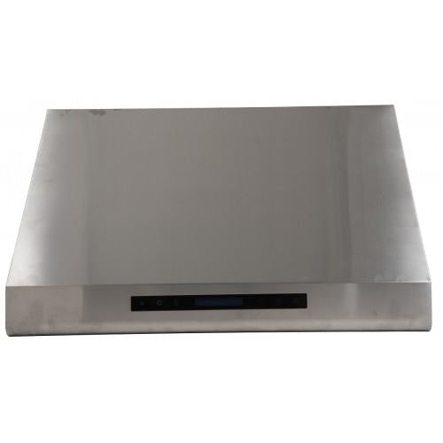 MaxAir 1100 CFM MXR-R19 30 Inch Rangehood Under the cabinet with Option of Duct Cover - Range Hood - MaxAir - Topchoice Electronics
