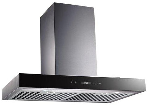 MaxAir MXR-Z05-30 Chimney Design Wall Mount Range Hood