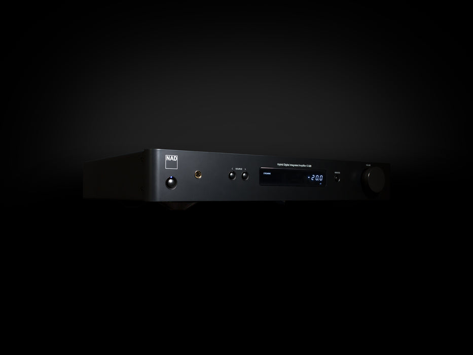 NAD C328 Integrated Amplifier - A V Components - NAD Electronics - Topchoice Electronics