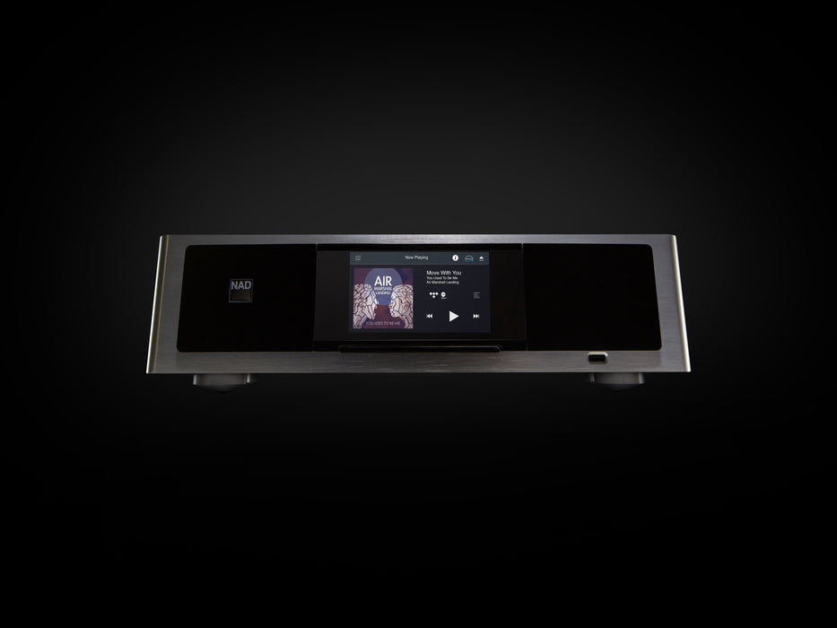 NAD Masters Series Digital Music Player - 4TB Music Vault - Wireless - A V Components - NAD Electronics - Topchoice Electronics