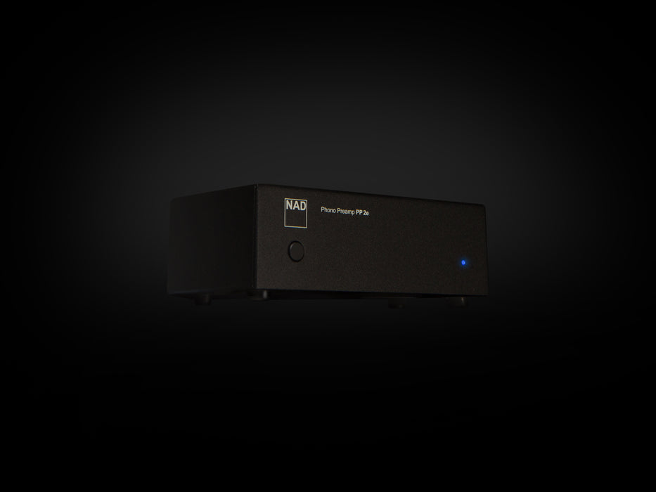 NAD PP2e Phono Preamplifier - A V Components - NAD Electronics - Topchoice Electronics