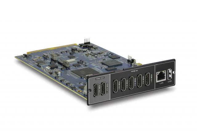 NAD UHD 4K Video Module - MDC VM 300 - A V Components - NAD Electronics - Topchoice Electronics
