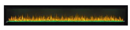Napoleon NEFL100CHD AlluraVision 100-Inch Deep Wall Mounted Electric Fireplace