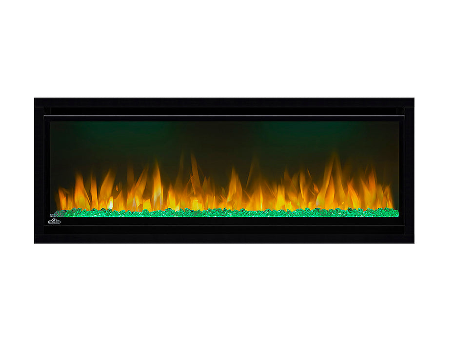 Napoleon Alluravision 42-Inch Deep Wall Mount Electric Fireplace - NEFL42CHD