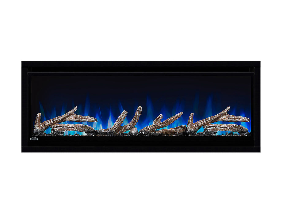 Napoleon NEFL42CHD Alluravision 42-Inch Deep Wall Mount Electric Fireplace