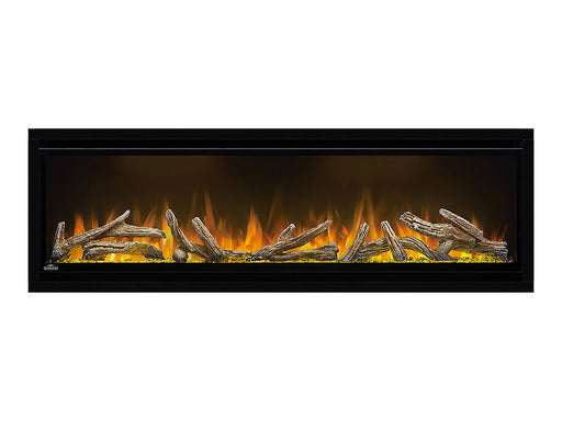Napoleon AlluraVision 50-inch Deep Wall Mounted Electric Fireplace - NEFL50CHD
