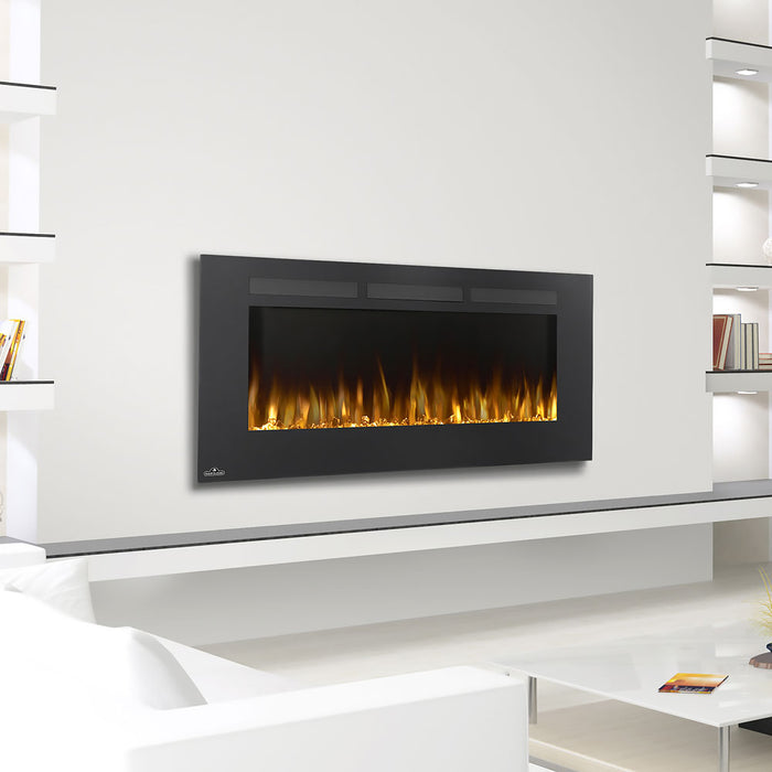 Napoleon Allure 50-Inch Electric Fireplace - NEFL50FH