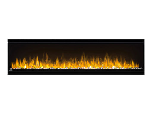 Napoleon Alluravision 60-Inch Slim Wall Mount Electric Fireplace - NEFL60CHS