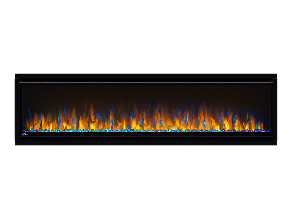 Napoleon NEFL60CHS Alluravision 60-Inch Slim Wall Mount Electric Fireplace