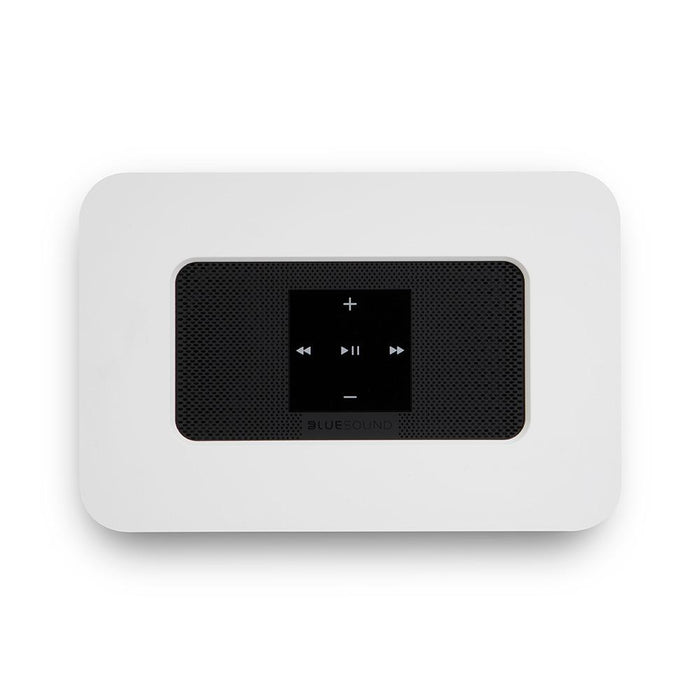 Bluesound NODE 2i Wireless Multi-Room Hi-Res Music Streamer In White