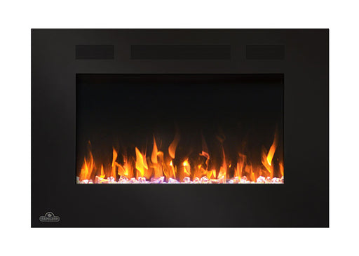 Napoleon 32-Inch Allure Electric Fireplace - NEFL32FH