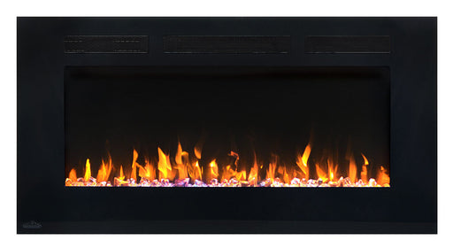 Napoleon Electric Fire place Allure 42 inch - Black - Fireplace - Napoleon - Topchoice Electronics