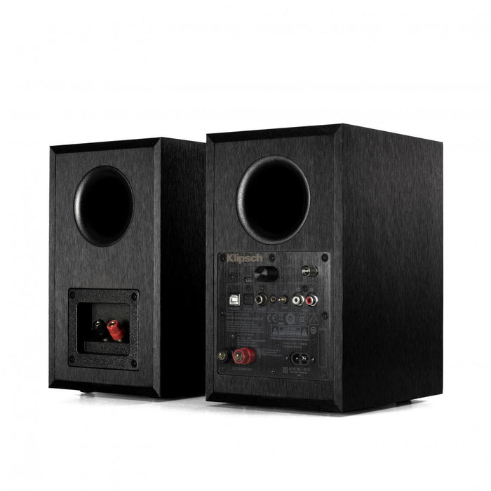 Klipsch Reference 14 Bookshelf speaker 4 inch powered- Bluetooth - Speakers - Klipsch - Topchoice Electronics