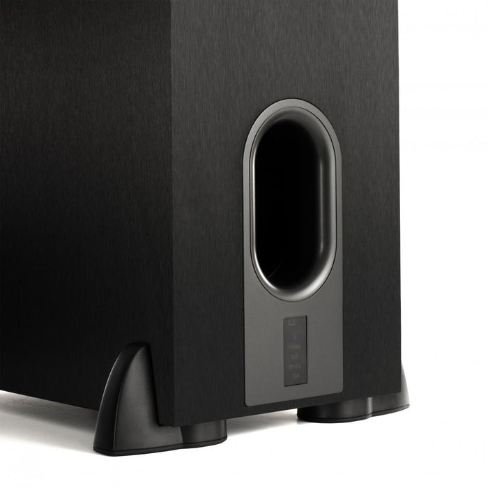 Klipsch Reference 26 Black Tower Speaker dual 6 inch Powered with Blutooth - Speakers - Klipsch - Topchoice Electronics