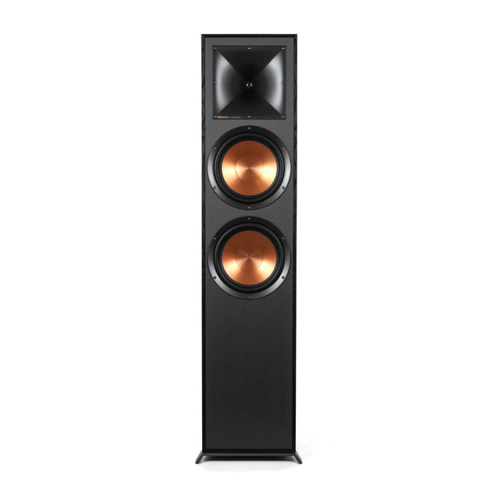 "Klipsch R820FB Reference dual 8"" Tower Speaker in Black (Each)"