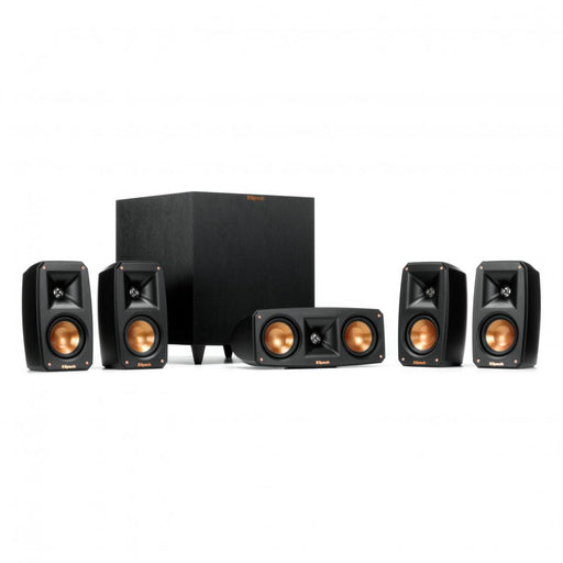Kliposch 5.1 Reference hometheatre kit with 8 inch wireless subwoofer - Speakers - Klipsch - Topchoice Electronics