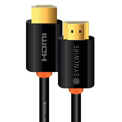 SyncWire - Pro-Grade High Speed HDMI(R) with Ethernet - Cable - Syncwire - Topchoice Electronics
