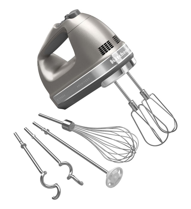 KitchenAid Architect 9-Speed Hand Mixer - Hand Blender - KitchenAid - Topchoice Electronics