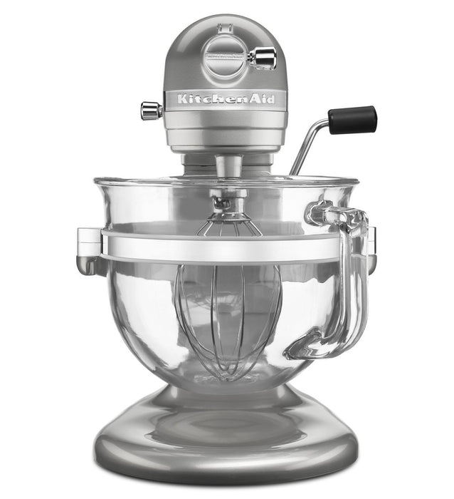 KitchenAid Pro 6500 Design Series 6 Quart Bowl-Lift Stand Mixer with Glass Bowl - Stand Mixer - KitchenAid - Topchoice Electronics