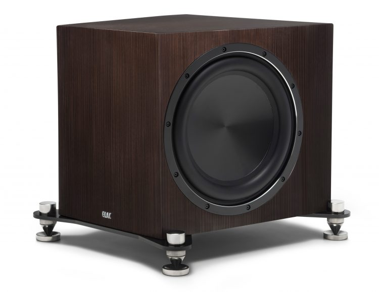 "ELAC LINE 3000 SUBWOOFERS Dual 12"" Powered Subwoofer - SUB3070 (Each)- Special Order - Speakers - ELAC - Topchoice Electronics"