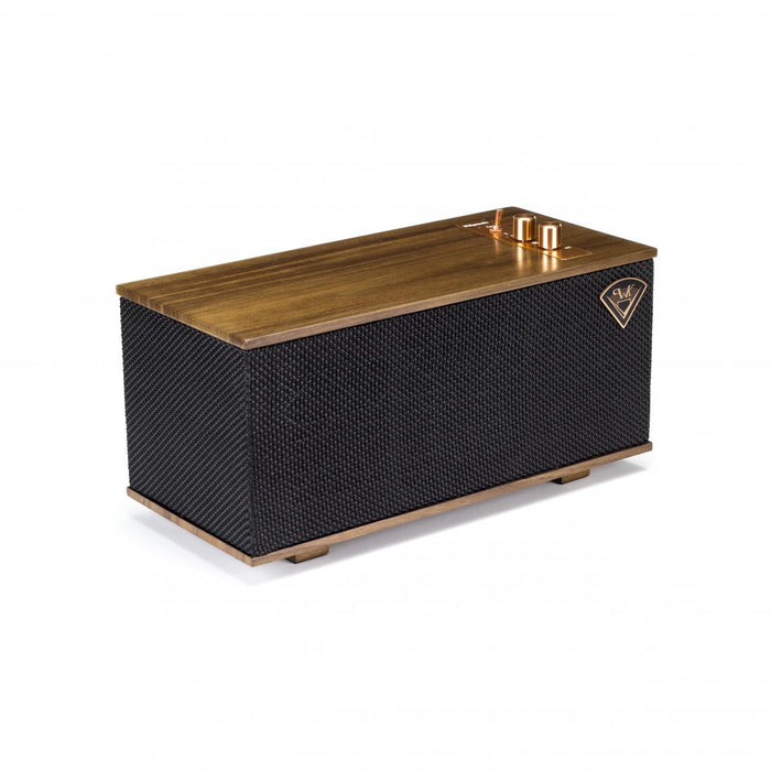 Klipsch Wireless bluetooth speaker with 8Hr Battery life Walnut Finish - Speakers - Klipsch - Topchoice Electronics