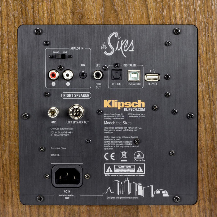 Klipsch Wireless stereo speaker system with Bluetooth - Speakers - Klipsch - Topchoice Electronics