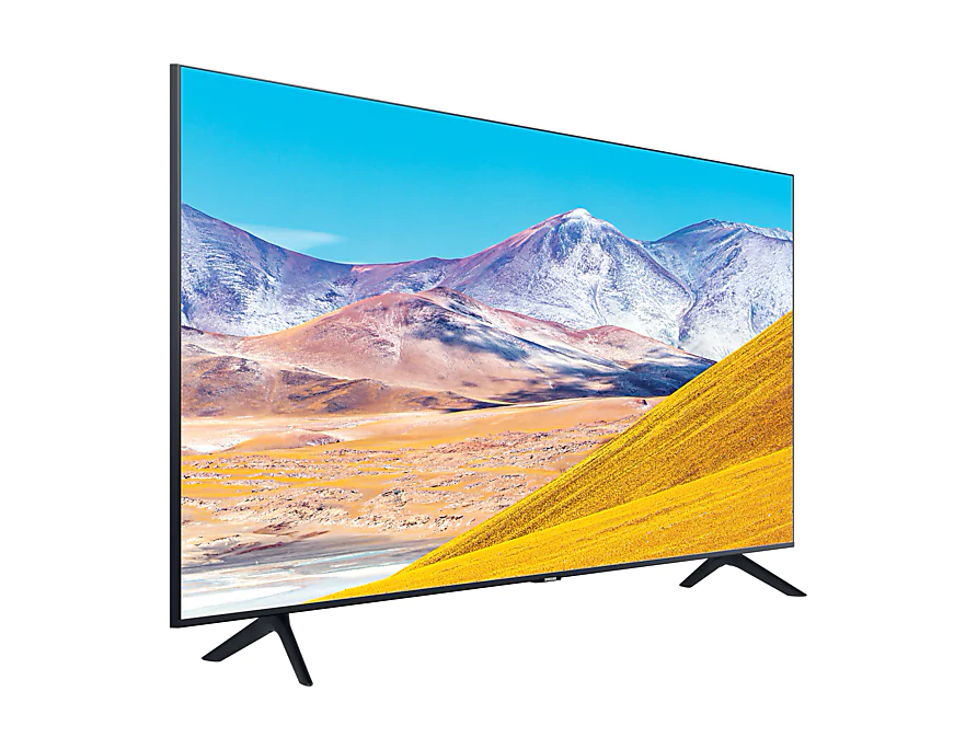 Samsung 75-Inch 4K Ultra HD Smart LED TV - UN75TU8000FXZC