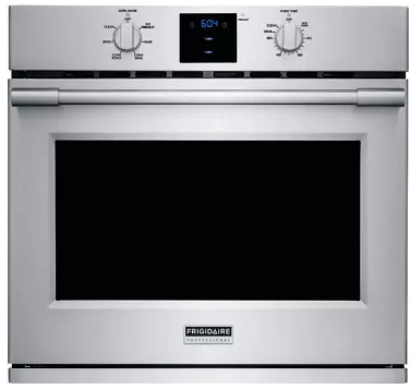 Frigidaire Professional FPEW3077RF 30'' Single Electric Wall Oven - Stainless Steel - Smudge Proof - Wall Oven - Frigidaire Professional - Topchoice Electronics