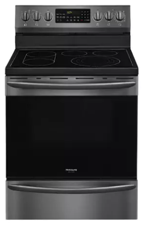 Frigidaire Gallery 30'' Electric Range Smudge Proof - Range - Frigidaire Gallery - Topchoice Electronics
