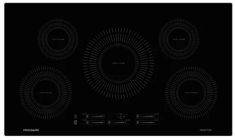Frigidaire FFIC3626TB 36'' Induction Cooktop - Black - Cooktop - Frigidaire - Topchoice Electronics