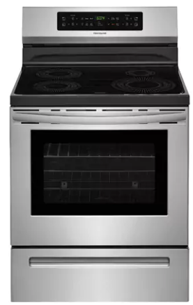 Frigidaire CFIF3054TS 30'' Freestanding Induction Range - Stainless Steel - Range - Frigidaire - Topchoice Electronics