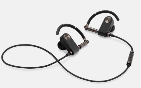 B&O Play Earset -The evolution of the design Icon - Graphite Brown - Headphones - Bang & Olufsen - Topchoice Electronics