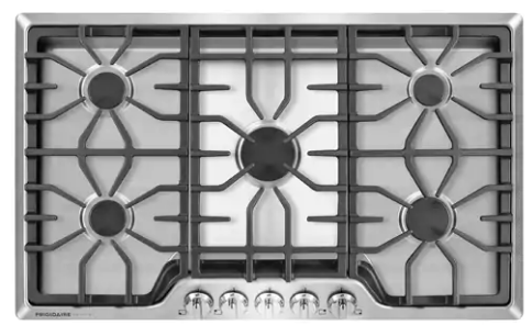 Frigidaire Gallery 36'' Gas Cooktop - Cooktop - Frigidaire Gallery - Topchoice Electronics
