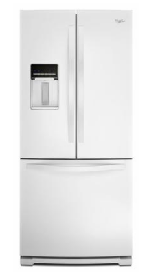 Whirlpool 30 Inch French Door Refrigerator