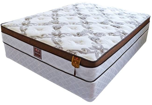 Comfort Care High Profile Coil Mattress by Divine Sleep