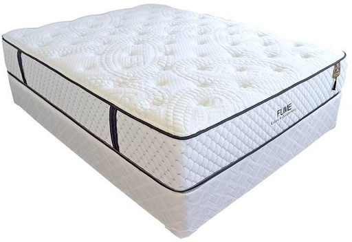 Fume Quantum 5 Zone Packet Coil Mattress by Divine Sleep