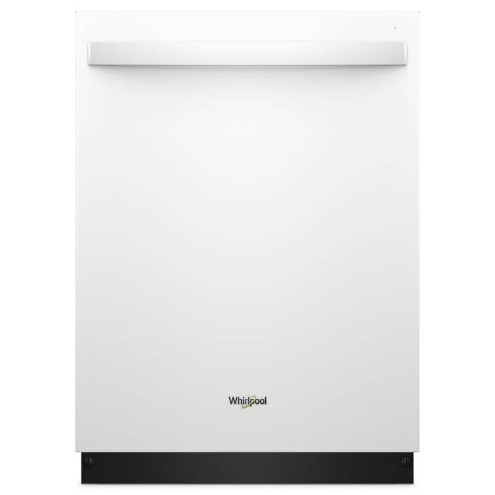 Whirlpool Stainless Steel Tub Dishwasher with TotalCoverage Spray Arm