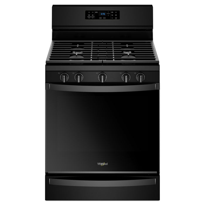 Whirlpool 5.8 Cu. Ft. Freestanding Gas Range with Frozen Bake Technology