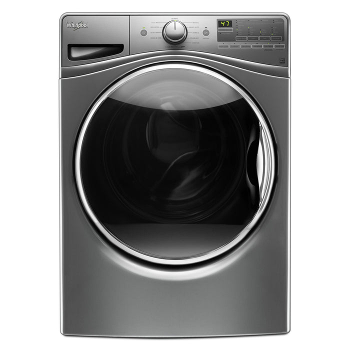 Whirlpool 5.2 cu. ft. I.E.C. Front Load Washer with TumbleFresh option