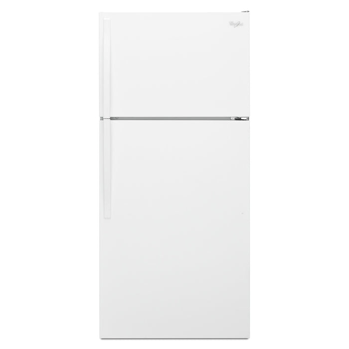 Whirlpool 28-inches wide Top-Freezer Refrigerator with Optional Icemaker - 14 cu. ft.