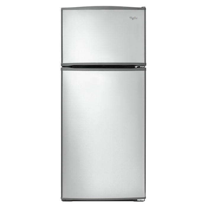 "Whirlpool 28"" Wide Top-Freezer Refrigerator with Improved Design"